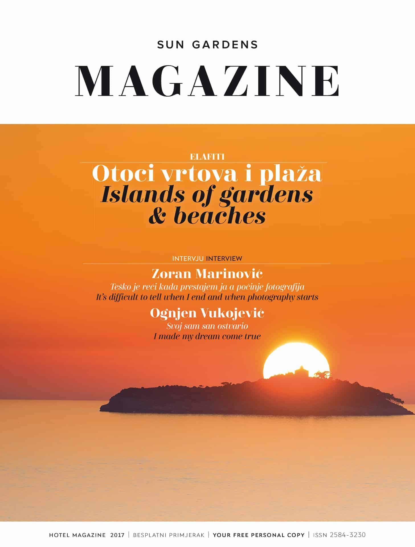 Zaposlena Magazine Sun Gardens 2017