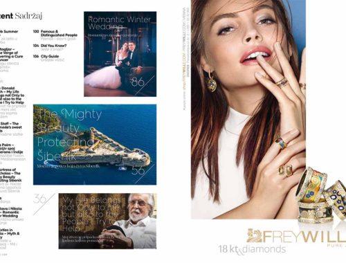 Zaposlena Magazine Esplanade View 2018