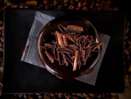 natrgana čokolada