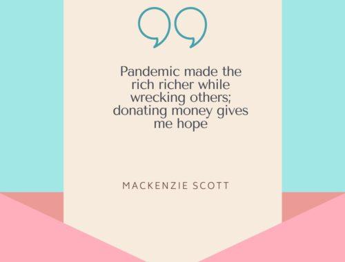 Mackenzie Scott-citat