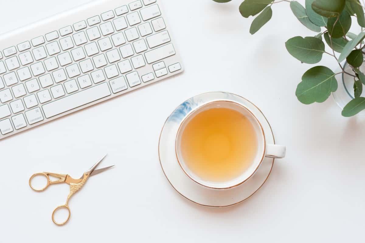 Čaj na poslu