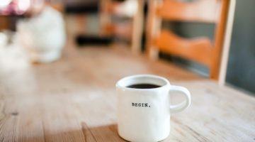 Šalica kave Begin