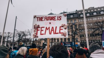 Plakat The future is female