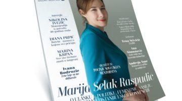 Zaposlena 201. broj časopisa, cover