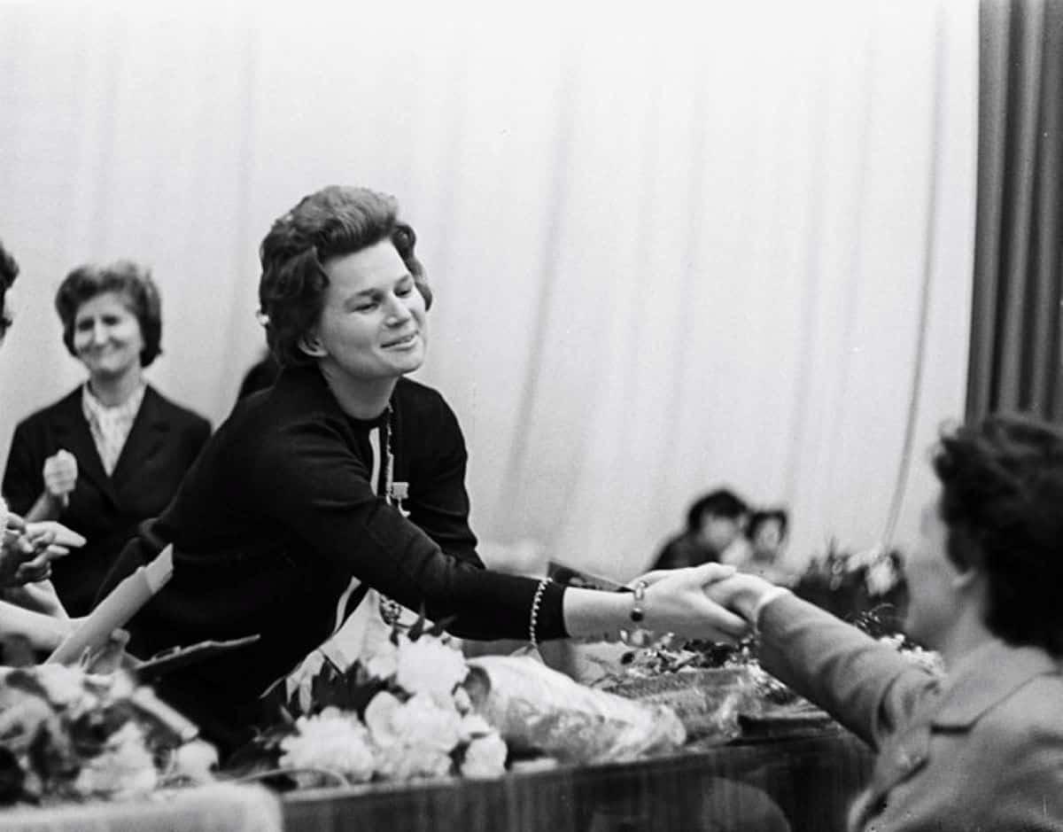 Valentina Tereškova