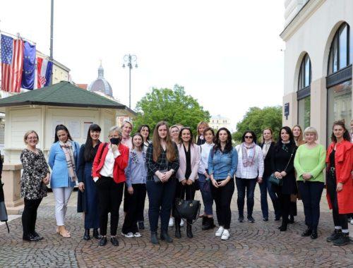 mentorice i mentijke-treći susret