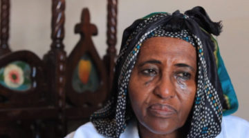 Hawa Abdi - somalijska aktivistica i liječnica