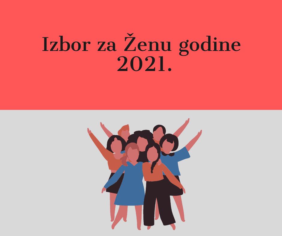 Izbor za Ženu godine