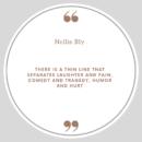 Nellie Bly citat