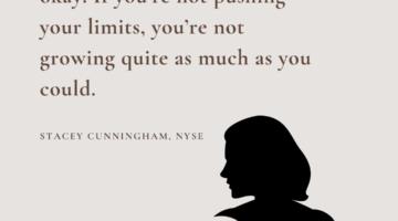Stacey Cunningham citat