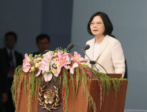 Tsai Ing-Wen - prva žena predsjednica Tajvana